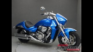9. 2012  SUZUKI  M109R BOULEVARD 1800  - National Powersports Distributors