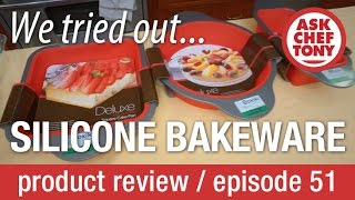 We are doing another product review. We got this set of bakeware from a company called Boxiki, requesting us to do an unbiased review. So we took it for a test drive, and you can see our results here.Also, find the recap of our test in our blog. https://askcheftony.wordpress.com/2016/11/03/can-silicone-bakeware-make-your-life-easier-review-of-the-boxiki-3pc-bakeware-set/