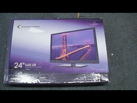 Element Electronics ELEFW246 LED TV Review
