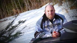 9. 2011 Ski-Doo 600 E-TEC Renegade X Test Ride