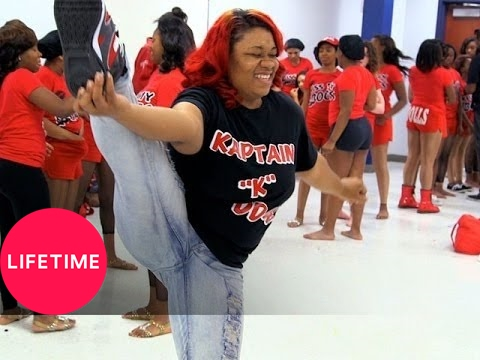 Bring It!: Kayla's Mom Tina Rehearses Backstage (Season 1, Episode 14) | Lifetime