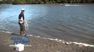 How to - Use a cast net [VIDEO]
