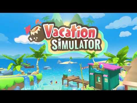 Trailer d'annonce pour Vacation Simulator  de Vacation Simulator