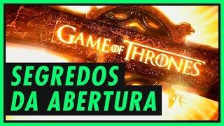 Entrevistei Rob Feng, um dos responsáveis pela abertura de Game of Thrones! Ele contou várias curiosidades sobre a abertura,...