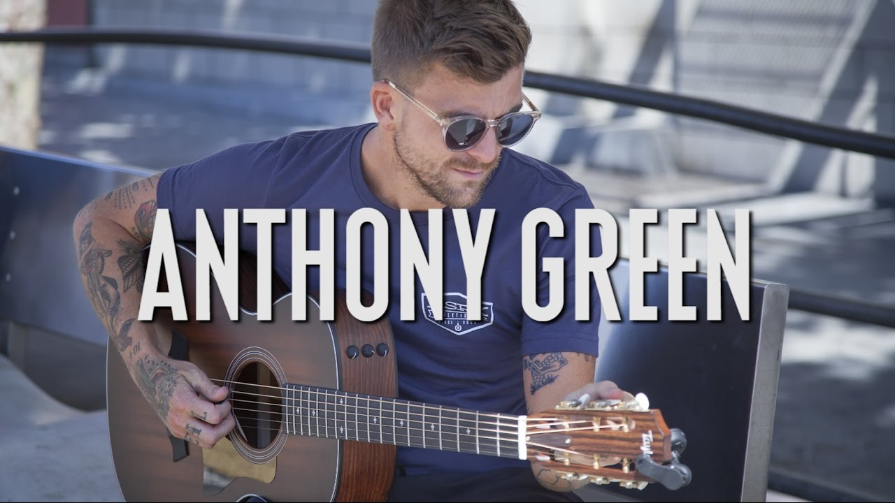 "Anthony Green ""Will It Be"" - A Red Trolley Show (live performance)"
