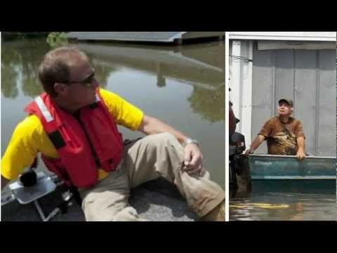 Mighty Mississippi River Flooding 2011 - Johnny Neel.mp4