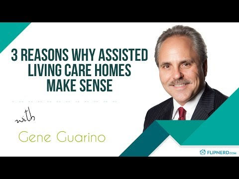 3 Reasons Why Assisted Living Care Homes Make Sense
