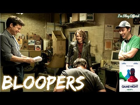 Game Night Hilarious Bloopers and Behind the Scenes - Rachel McAdams Movie