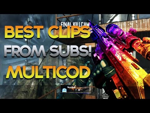 Sniper - Leave a LIKE if you enjoyed the video! BO2 & Advanced Warfare Trickshot & Sniper Montage from SUBS! :) SUBSCRIBE if you haven't already! ▻ http://bit.ly/SubtoScarce Check out my recent video...