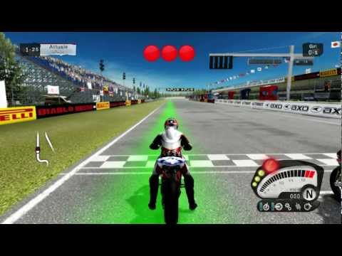 SbkGenerations Gara di Lasa a Brno su Ducati 1098R (gioco)
