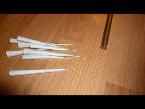 Как сделать стрелять из трубочки 349