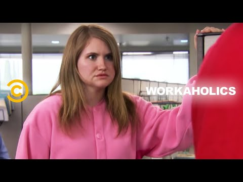 Workaholics - No One Listens to Jillian