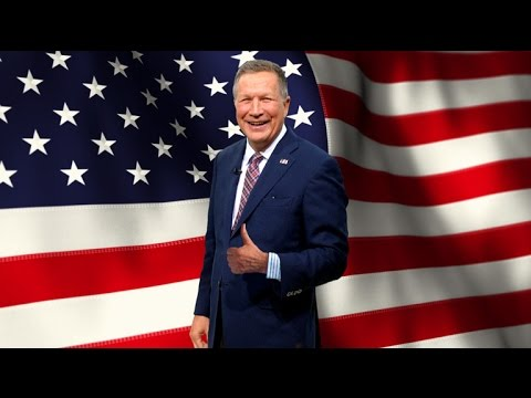 The Late Show with Stephen Colbert - President John Kasich
