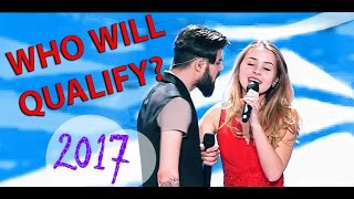 Video Prediction of qualifiers - Eurovision Song Contest 2017 MP3, 3GP, MP4, WEBM, AVI, FLV Mei 2017