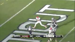 Brandon Coleman vs UConn (2011)