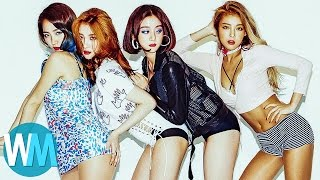 Video Top 10 Girl Groups in K-Pop MP3, 3GP, MP4, WEBM, AVI, FLV Maret 2018