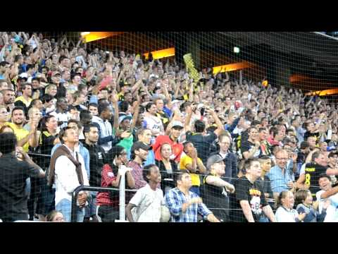AIK - Manchester United 1-1 (2013-08-06)