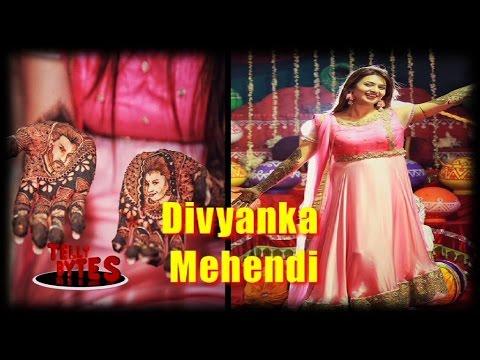 UNSEEN Take a look at Divyanka Tripathi's adorable