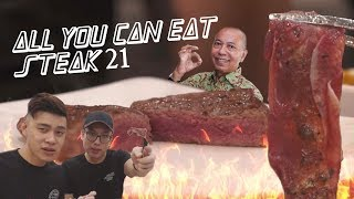 Video WAKACAO! MAKAN DAGING STEAK SEPUASANYA CUMA 188k++ LHOO!!! – FLOG 47 MP3, 3GP, MP4, WEBM, AVI, FLV November 2018