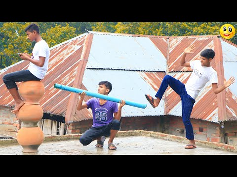 Indian New funny Video😄-😅Hindi Comedy Videos 2020-Episode-133--Indian Fun || ME Tv