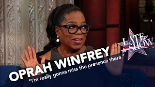 Video Oprah Winfrey On Michelle Obama: She Has Meant So Much To Me MP3, 3GP, MP4, WEBM, AVI, FLV Januari 2018