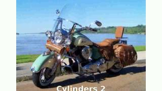 1. 2009 Indian Chief Vintage - Specification and Details