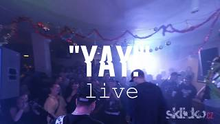 "Video KICK. - ""YAY!"" live edit"