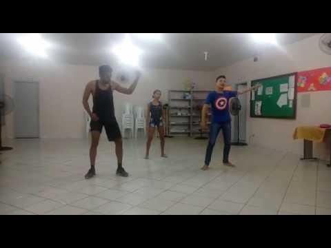 Grupo de dança de Itaporã Tocantins