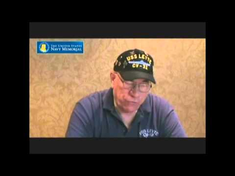 """USNM Interview of Frank Hanna """"The Whale Incident"""""""