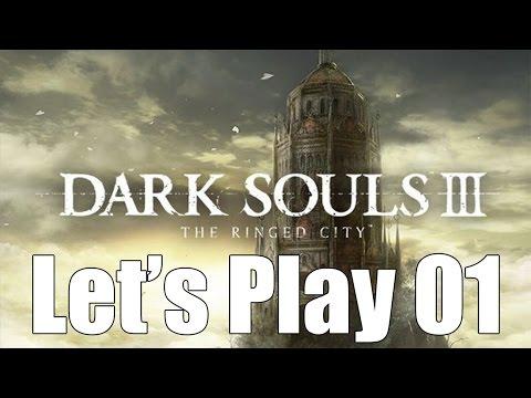 Dark Souls 3: The Ringed City - Let's Play Part 1: Dreg Heap (видео)