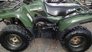 8. Kawasaki Brute Force KVF 360 2005