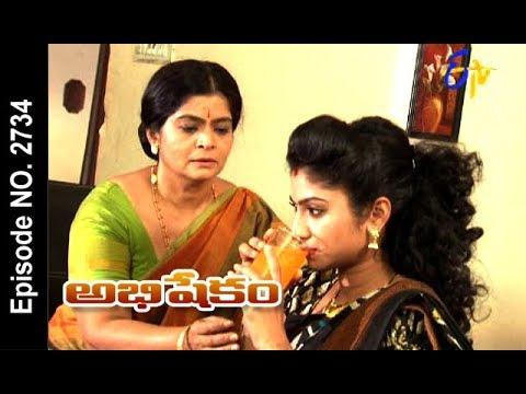 Abhishekam   21st October 2017  Full Episode No 2734