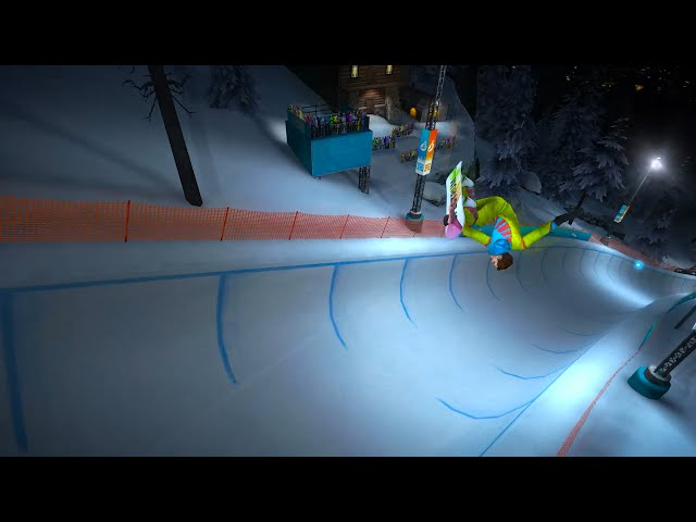 Snowboard Party 2 Preview