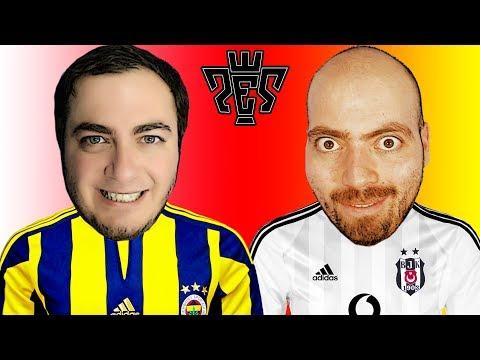 Fenerbahçe VS. Beşiktaş - PES 2020 Türkiye Süper Ligi