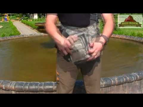 Відео огляд тактичної сумки Red Rock Nomad Sling (Olive Drab)