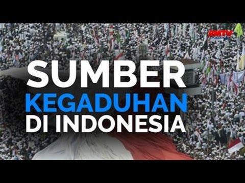 Sumber Kegaduhan Di Indonesia