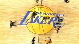 2000 NBA Finals: Pacers at Lakers, Gm 6 part 1/13