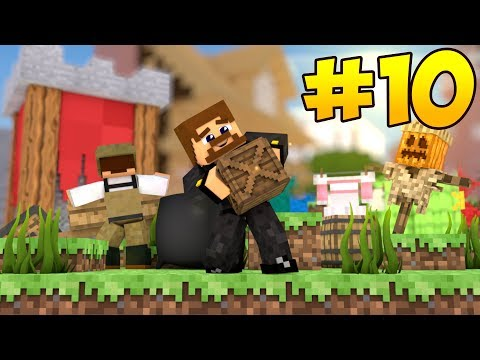 НОВОЕ ПУТЕШЕСТВИЕ #10 - ГОРОДСКАЯ РАТУША И МОСТ - Minecraft