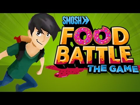 Food Battle The Game Trailer