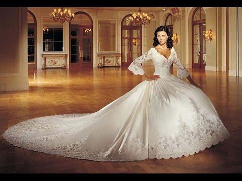 Самое дорогое и красивое свадебное платье в мире