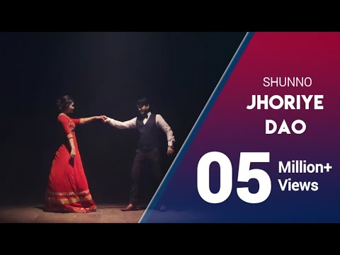 Jhoriye Dao | SHUNNO | Fuad Al Muqtadir | RB Pritom | Official Music Video | Partho | Dipty