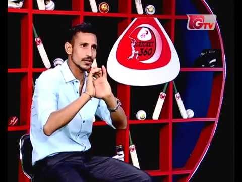 Robi Cricket 360 – Nasir Hossain