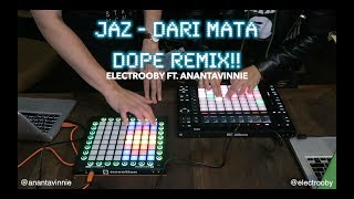 Video JAZ DARI MATA DOPE REMIX - ELECTROOBY ft. ANANTAVINNIE MP3, 3GP, MP4, WEBM, AVI, FLV November 2017