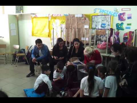 """""""Sexta jornada escuela, familias y comunidad"""" Parte 2"""