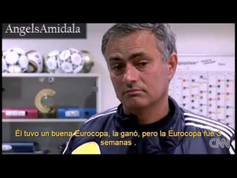 Mourinho MasterClass (Entrevista a CNN completa subtitulada en español)