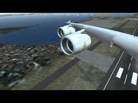 Video of Infinite Flight Simulator