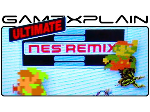 Mario - http://www.GameXplain.com We play some of the Super Mario Bros. 3 & Remix II Challenges in Ultimate NES Remix, coming to the Nintendo 3DS! • Follow GameXplain on... ...Facebook: ...