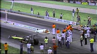 NHRA Greatest Moment - Shirley Shows She's Got The Goods