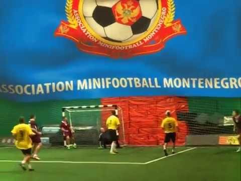 Polufinale i finale kupa, Vodomont - Podgorica