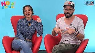 La bella actriz cubana Rachel Cruz le cuenta todo a Alex Otaola en